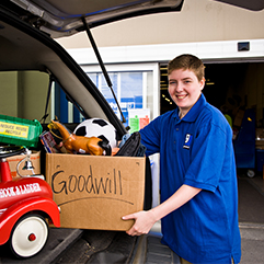 Goodwill's Green Friday gets the most value out of end-of-year donations